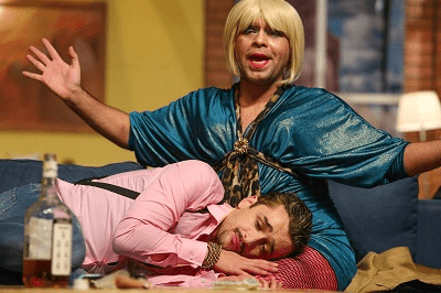 zena mi se vika boris - teatar komedija