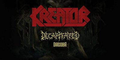KREATOR-/-DECAPITATED-I-DAGOBA