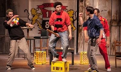 teatarska pretstava vardarski pastuvi - teatar komedija